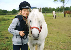 Riding Holidays for boys and girls