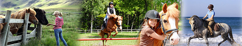 Horseback Riding Camps – for unaccompanied kids and teens