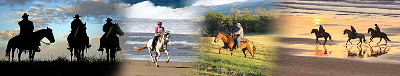 Horseback Riding Vacations - the best riding opportunities..